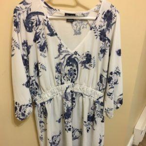 City chic dress worn once